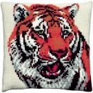 kruissteekkussen tijger
