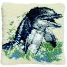 knoopkussen dolfijn (excl. knoophaak)