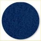 badstof badlaken, donkerblauw (incl. aida borduurrand)