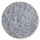 badstof badlaken, grijs (incl. aida borduurrand)