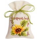 stickpackung kräutertütchen, zonnebloem