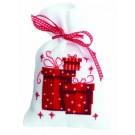 borduurpakket kruidenzakje, cadeautjes in kerstsfeer