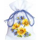 borduurpakket kruidenzakje, blauw/gele bloemen-3