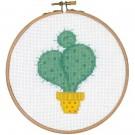 borduurpakket cactus (incl. borduurring)
