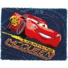 """knoopkleed cars, """"met gierende banden"""", lightning mc queen"""