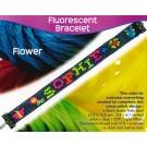 borduurpakket armband bloemen, sophie