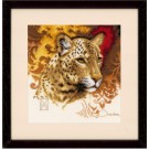 borduurpakket cheetah