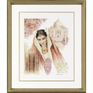 borduurpakket indiase bruid